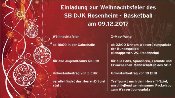 Einladung Zur Weihnachtsfeier.Einladung Zur Weihnachtsfeier Sbr