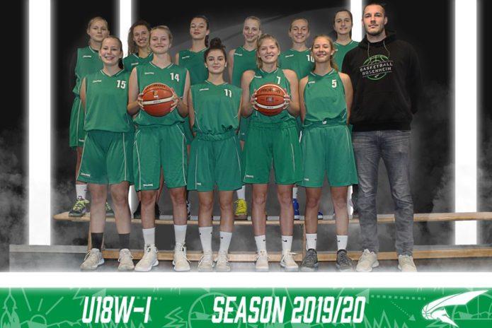 U18w-Teamfoto